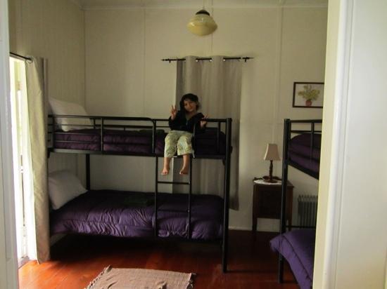 Cedar Glen Farmstay: ayumi in the 2nd bedroom