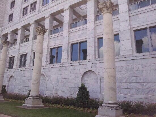 Federal Reserve Bank of Atlanta: beautifull building