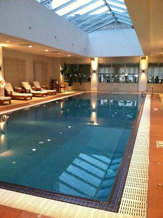 Pool 6th floor picture of conrad indianapolis for Uniform swimming pool spa and hot tub code