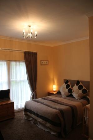 Duthus Lodge: onze kamer