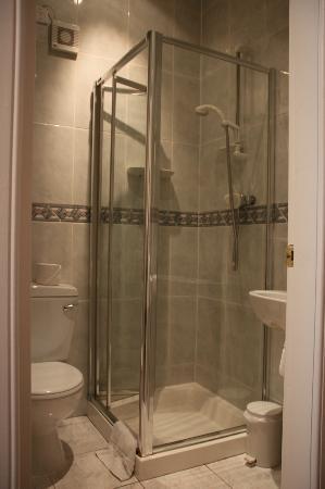 Duthus Lodge: Bathroom