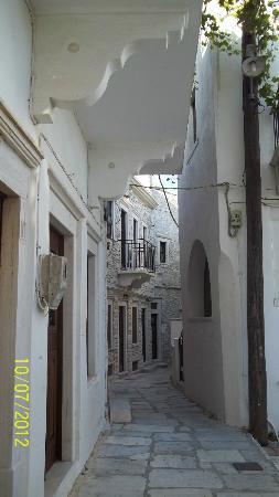 Naxos Town, Greece: apeiratos