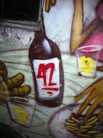 Isabell Erdmann - Favela Cantagalo Tour: Museu de Favela 42% Alcohol