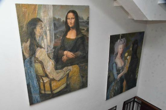 YK Art House: The Founder's late husband is the artist