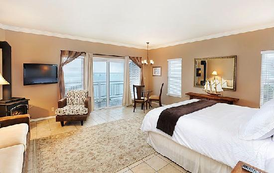 The Inn at Mavericks: Guest Room