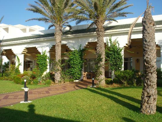 Concorde Hotel Marco Polo: Architecture