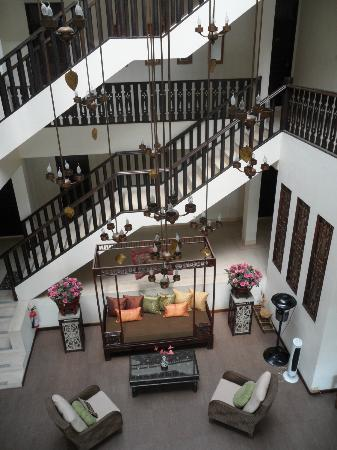 The 3 Sis: l'interno dell'hotel