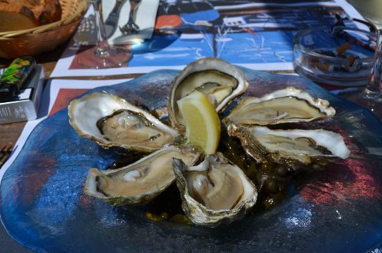 La Croisette Cafe : ostriche che passione <3!