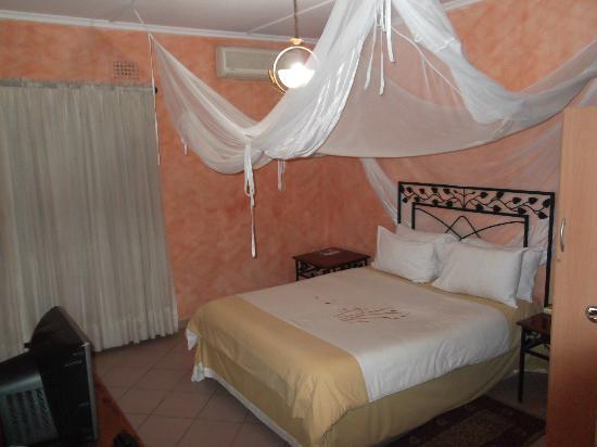 Chabanga Lodge: Bedroom