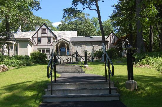 Stamford Museum & Nature Center -- Bendel Mansion
