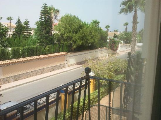 Hotel La Laguna Spa & Golf: vista desde mi habitacion