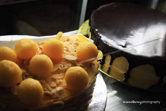 Alba Restaurante Espanol: Desserts