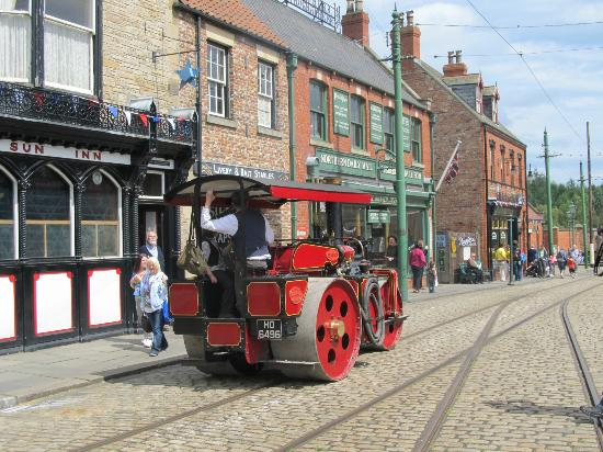 Premier Inn Newcastle - Team Valley: Beamish - Day out