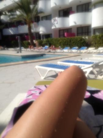 Lively Mallorca: loads of sunbeds