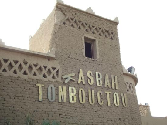 Kasbah Hotel Tombouctou : esterno dell'albergo