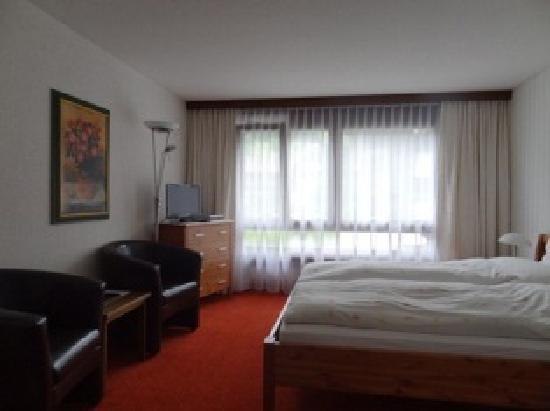 Alpenhotel Residence: Doppelzimmer ohne Balkon