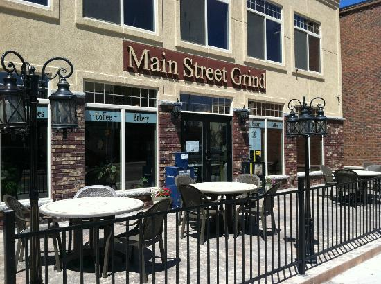 Exterior of Main Street Grind