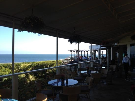 into the balcony picture of geoffrey 39 s malibu tripadvisor