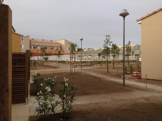 Les Demeures Torrellanes: chantier 27 juillet 2012 ouverture le 4 aout !