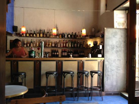 Le bar d'Iposa
