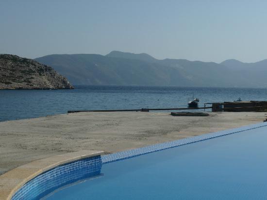 Aquapetra Hotel: Piscine