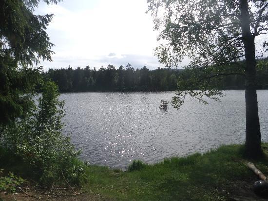 Nordmarka : Lake