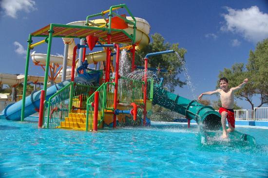 Kids Fun Land Picture Of Splash Amp Fun Water Park Malta