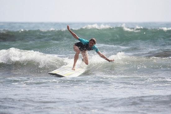 Del Mar Surfing Academy : Everyone has the skill to surf.