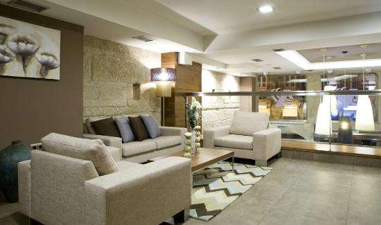 Hotel Argentino: Salón Lectura