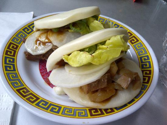 Myers + Chang: Pork and Beef Bao