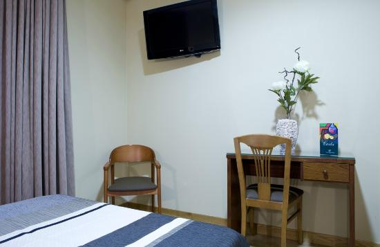 Hotel Argentino: Habitación Twin