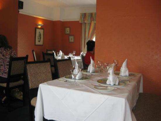 Wild Geese Restaurant: Elegant Interior