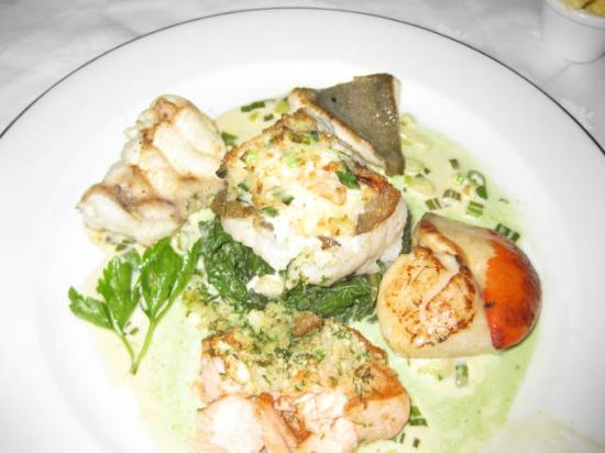 Wild Geese Restaurant: Sunday Fish Special: 7 Types!