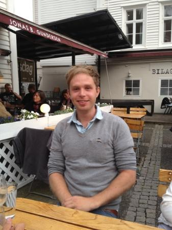 Jonas B. Gundersen: Mandal