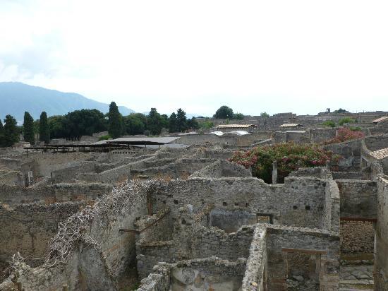 Relais Casa Vienna: Pompeii ruins
