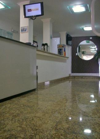Hotel Malka: Recepção