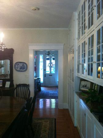 Marshall Slocum Inn: Find the dining table, tea & coffee, and Marshal Slocum Guest House souvenirs
