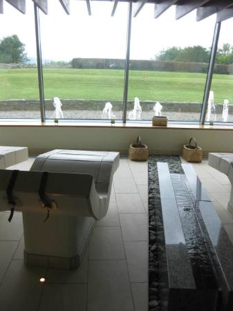 The Spa at Aghadoe Heights: Thermal Suite View