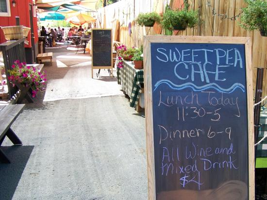 Sweet Pea Market and Restaurant: Welcome to Sweet Pea Market!