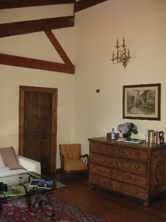 B&B Gardenia: Living room