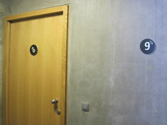 Fletcher Hotel Keyserlei : room nr
