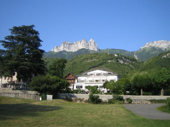 Hotel Le Beau Site: l'hôtel