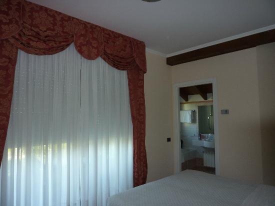 Hotel Della Torre : Particolare camera # 315