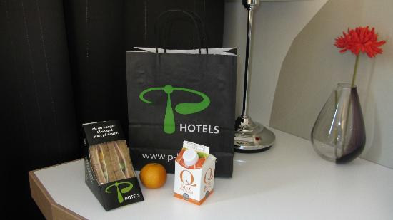 P-Hotels Trondheim : Breakfast