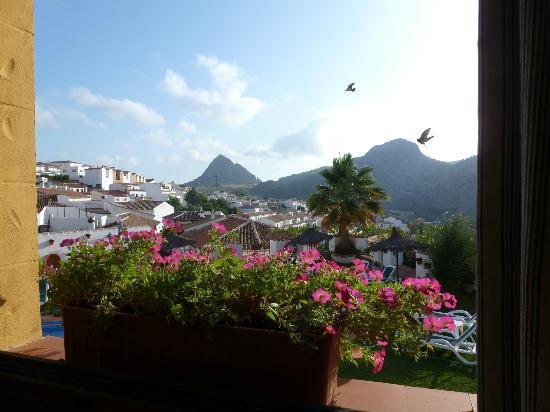 Casas de Montejaque : uitzicht op de bergen