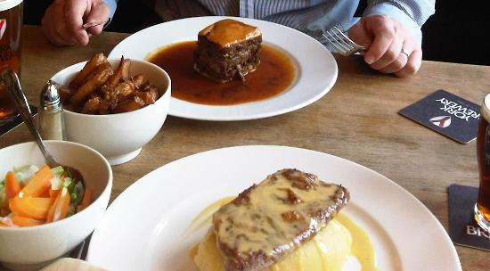The Bay Horse: Great honest food