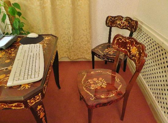 Villa Garden Hotel: Internet site