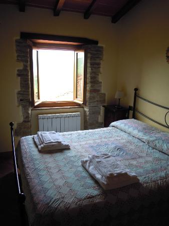 Pratovecchio, Italy: camera