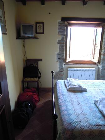 Borgo Valagnesi: camera
