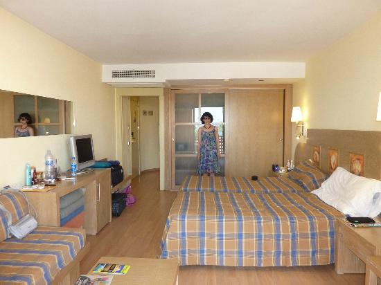 Iberostar Hotel & Resorts: This is our standard room